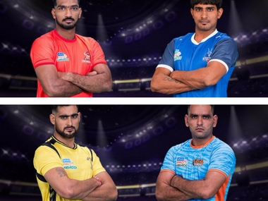 Pro Kabaddi League 2017 day 5 highlights: Bengal Warriors beat Telugu Titans, Gujarat-Haryana clash ends in tie