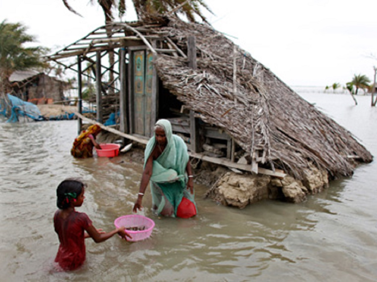Bangladesh flash floods: 18 lives lost by heavy rains, several houses washed away