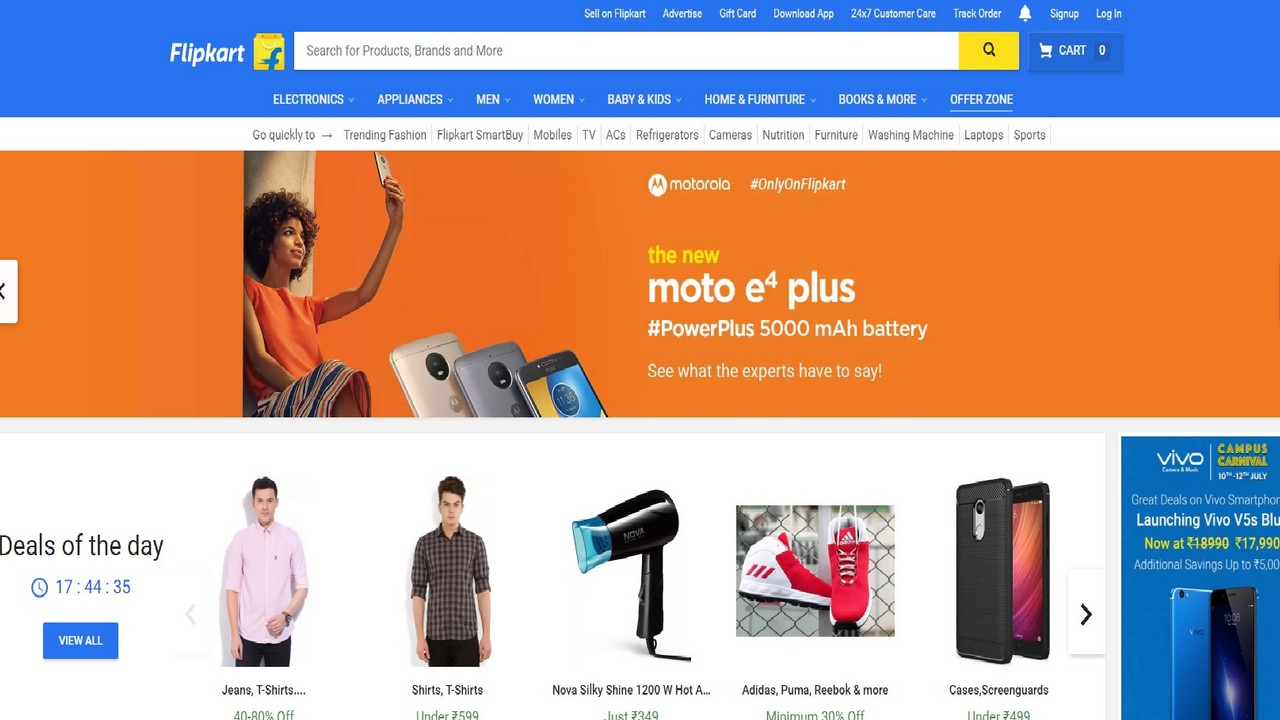 8191fb7aa05 Flipkart may get up to  2 bn from SoftBank after deal talks with Snapdeal  collapse - Firstpost