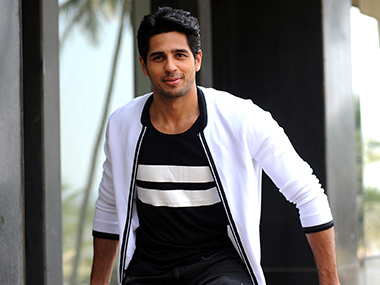 Sidharth Malhotra: 'I never felt left out while working with the star kids'