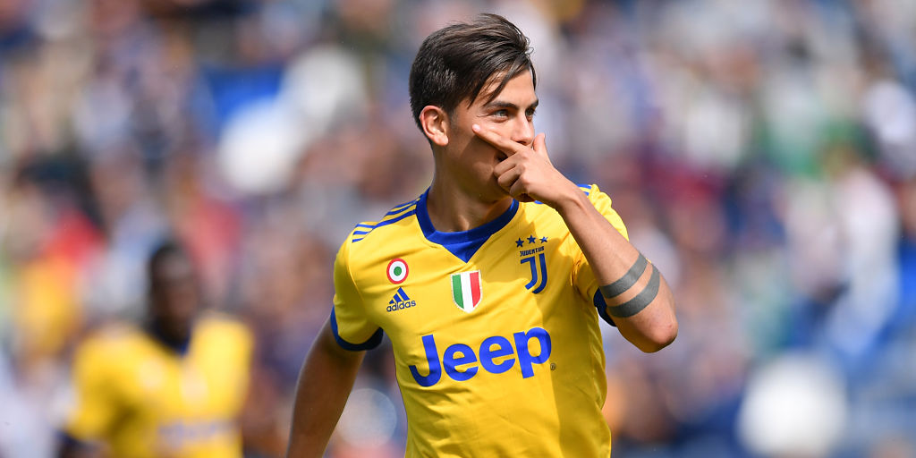 Serie A: Juventus forward Paulo Dybala scores terrific hat-trick against Sassuolo, club maintain winning run