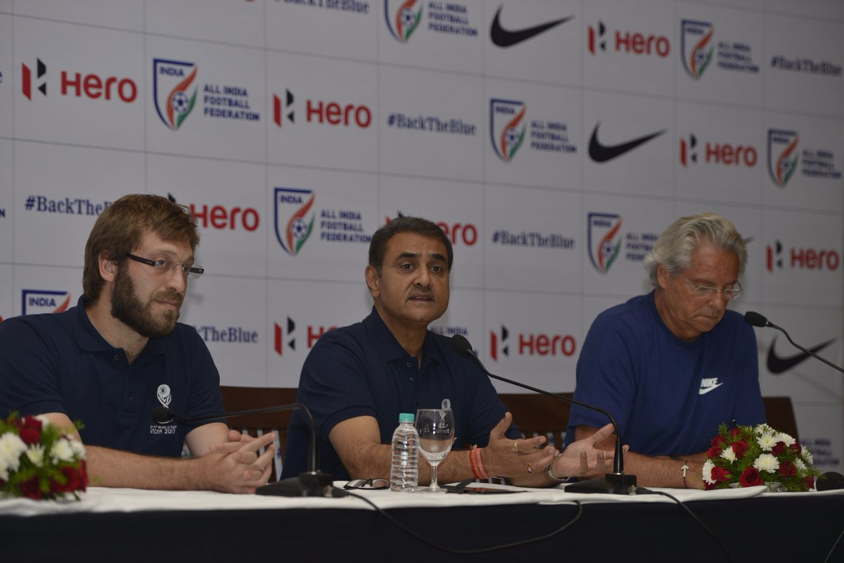 FIFA U-17 World Cup 2017: AIFF optimistic about Indian football team's future, but let's wait and watch