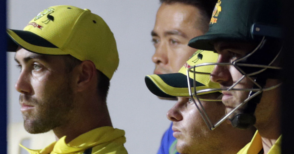 India control ODI as Aussies feel the heat