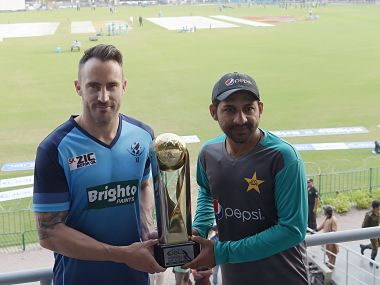 Highlights, cricket result, Pakistan vs World XI, 2nd T20I at Lahore: Perera's blitz helps visitors level series 1-1