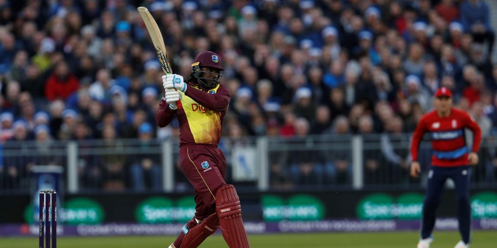 Image result for Gayle 'good to go' says Windies skipper Holder