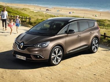 renault india to introduce 7 seater vehicle in 2018 could be the grand scenic mpv. Black Bedroom Furniture Sets. Home Design Ideas