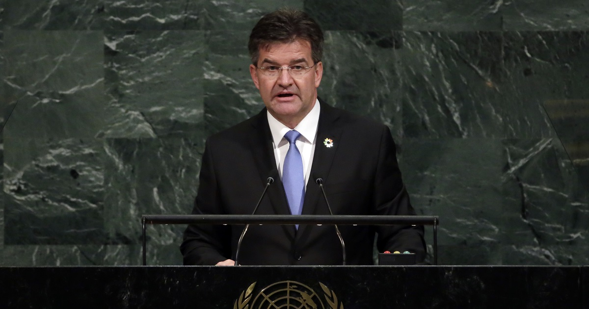 After Pakistan uses fake photo, UNGA president says he will 'think' about dealing with such issues