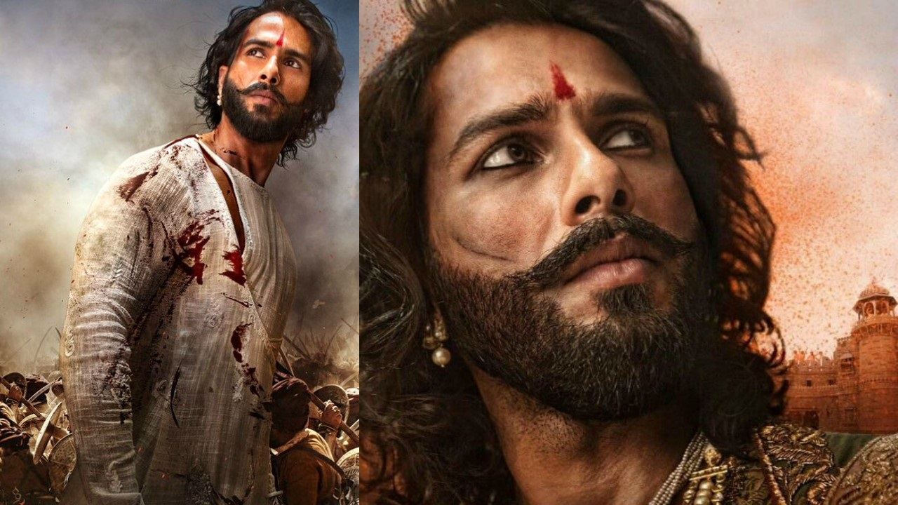 Image result for shahid in padmavati