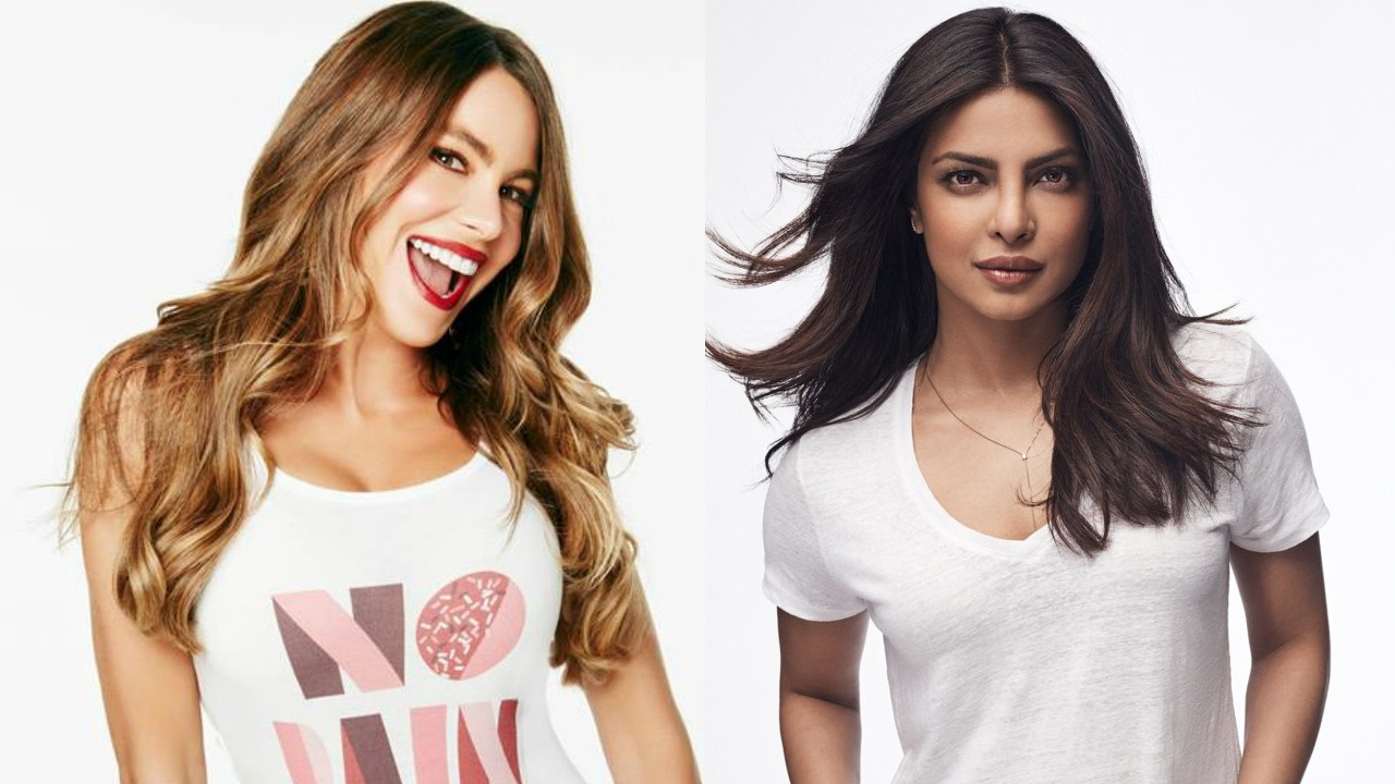 Sofia Vergara is world's highest paid TV actress; Priyanka Chopra bags rank 8 in Forbes list