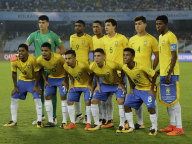25be5a8516a FIFA U-17 World Cup 2017 3rd-place play-off