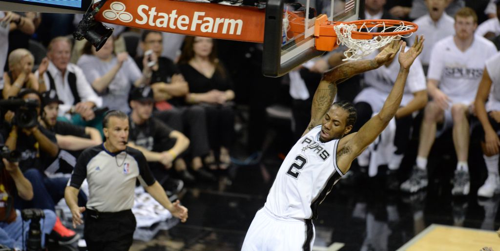 d6dbe034fbb NBA 2017-18 preview  San Antonio Spurs will need superhuman effort from  Kawhi Leonard to challenge for title - Firstpost
