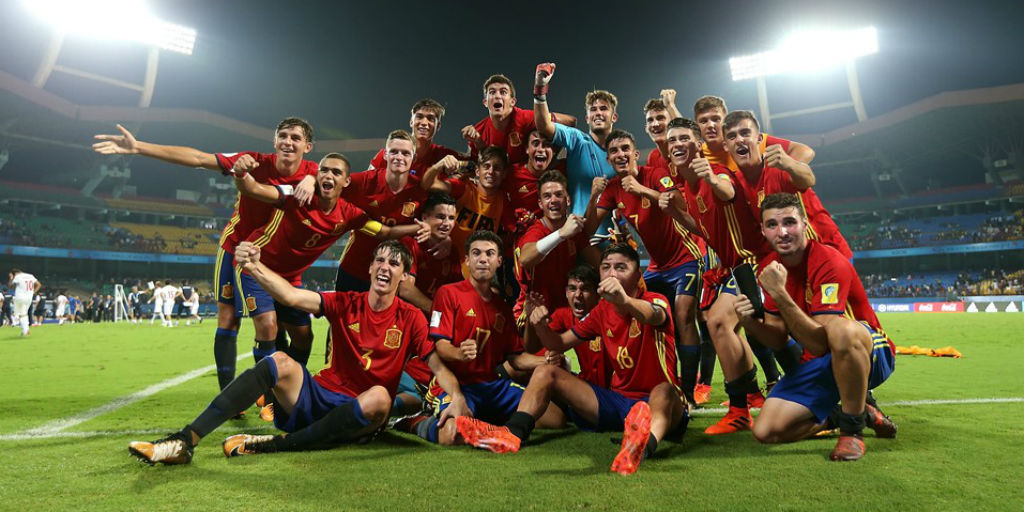 Spain, England clash for Cup