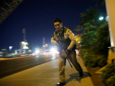 Las Vegas shooting: Death toll rises to 58, over 500 injured; FBI says no terror link