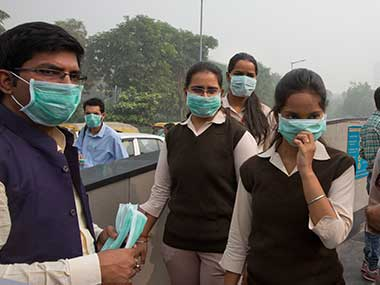 Delhi air pollution updates: SC seeks immediate action from govt to stop 'emergency-like' situation in state