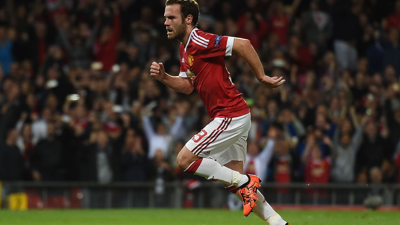 NewzzApp Premier League Manchester United s Juan Mata hopes to