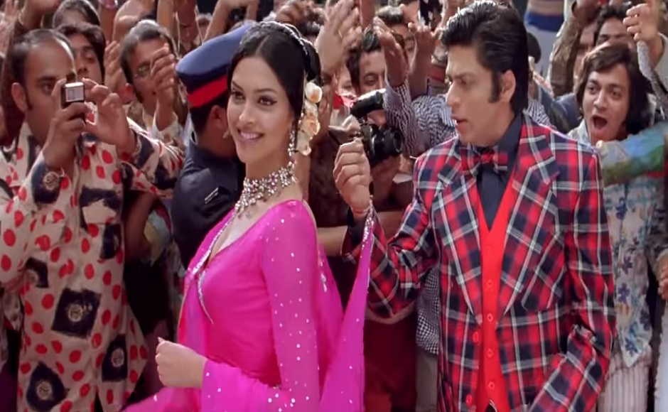 Om Shanti Om is ten years old: A look at some iconic songs ...