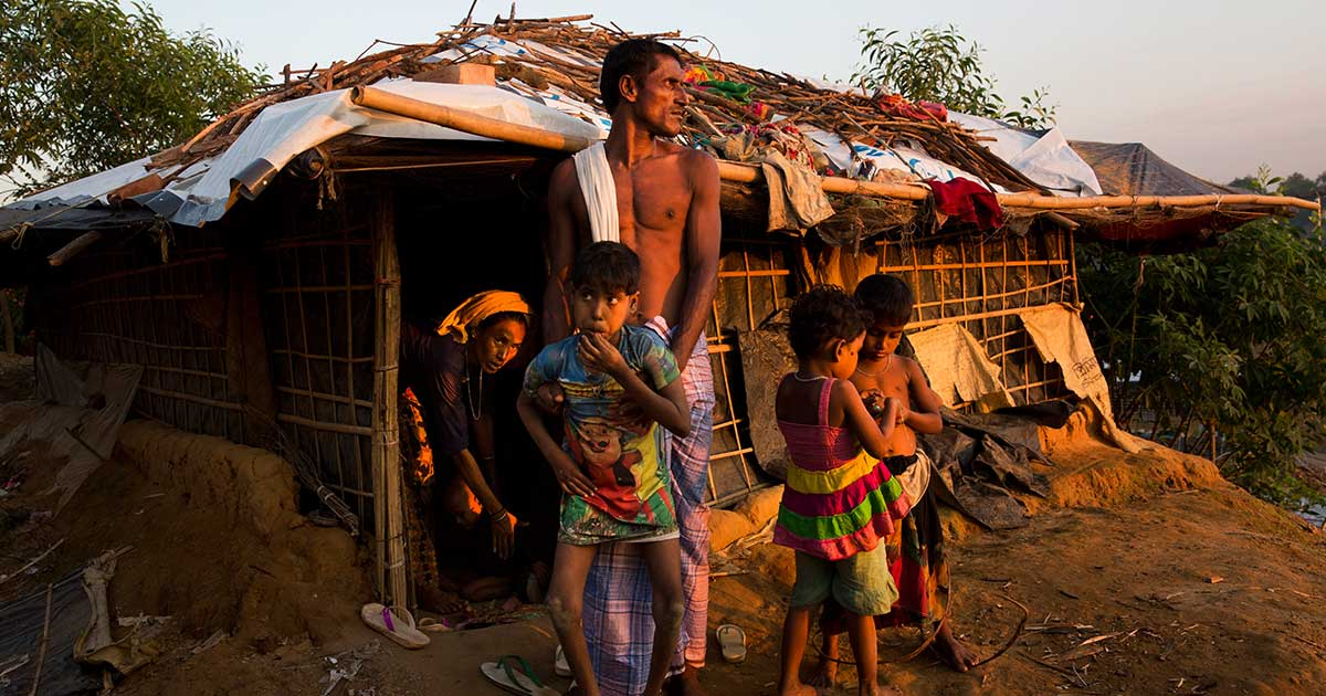 US House of Representatives passes resolution condemning 'ethnic cleansing' of Rohingya Muslims