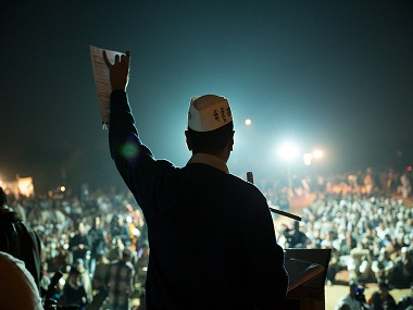 An Insignificant Man movie review: A fascinating, voyeuristic docu on the ascent of Arvind Kejriwal