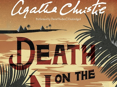 Agatha Christie's Death On The Nile to be adapted into film after Murder On The Orient Express