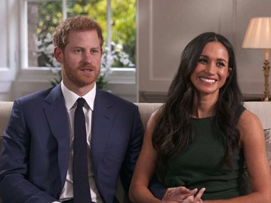 Prince Harry, Meghan Markle to tie the knot on 19 May 2018, confirms Kensington Palace