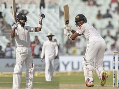 Highlights, India vs Sri Lanka, 2nd Test, Day 1 at Nagpur: Hosts finish on 11/1, trail by 194 at stumps