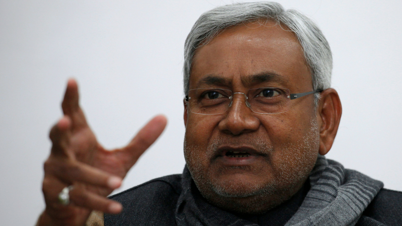 Nitish Kumar questions appropriateness of opposition to GST