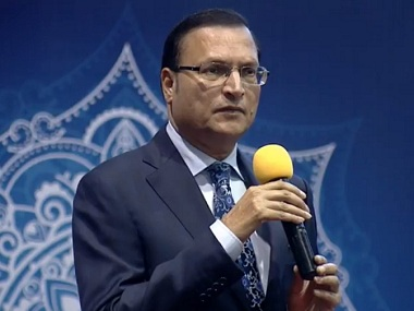 Padmavati: Rajat Sharma says 'ministers will feel ashamed of their remarks after watching film'