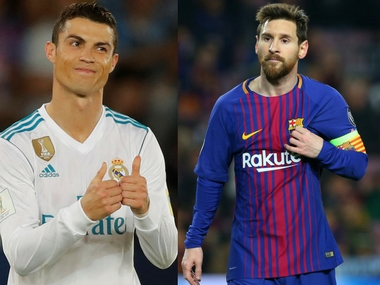 01d0c04c228 Real Madrid take on Barcelona in La Liga s first El Clasico of the season.  The Catalans lead the defending champions by 11 points in the table.