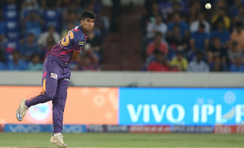 The Washington Sundar Story Simplicity And Fearless Approach Helping Youngster Take Giant Strides Firstcricket News Firstpost