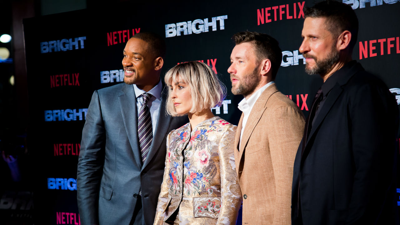 Bright: Why Will Smith... Will Smith Netflix