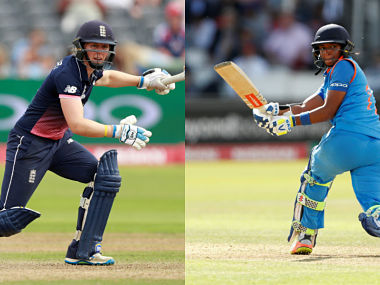 Highlights India vs England, 3rd T20I at Mumbai, Women's Tri-nation series, Full Cricket Score: Visitors win by 7 wickets