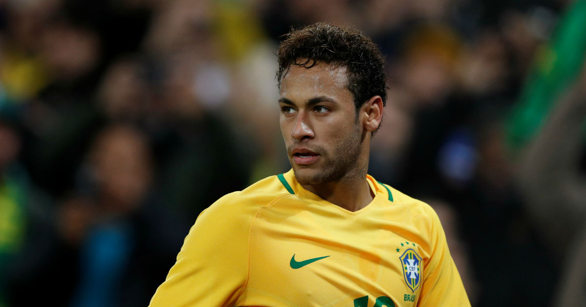 82d47fec6 Neymar will recover from foot injury in time for 2018 FIFA World Cup ...