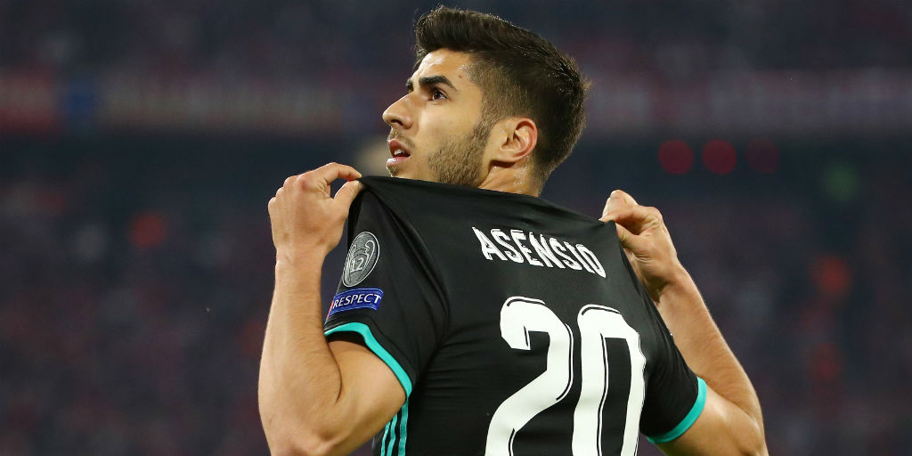 f2c2b4255bc Champions League  Real Madrid s Marco Asensio