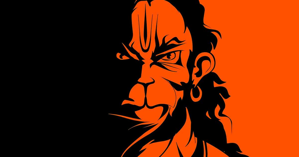 d47fe6b65 Angry Hanuman  Narendra Modi has put finger on buzzer  Hinduism continues to  remain pincushion for  liberal  bigotry - Firstpost