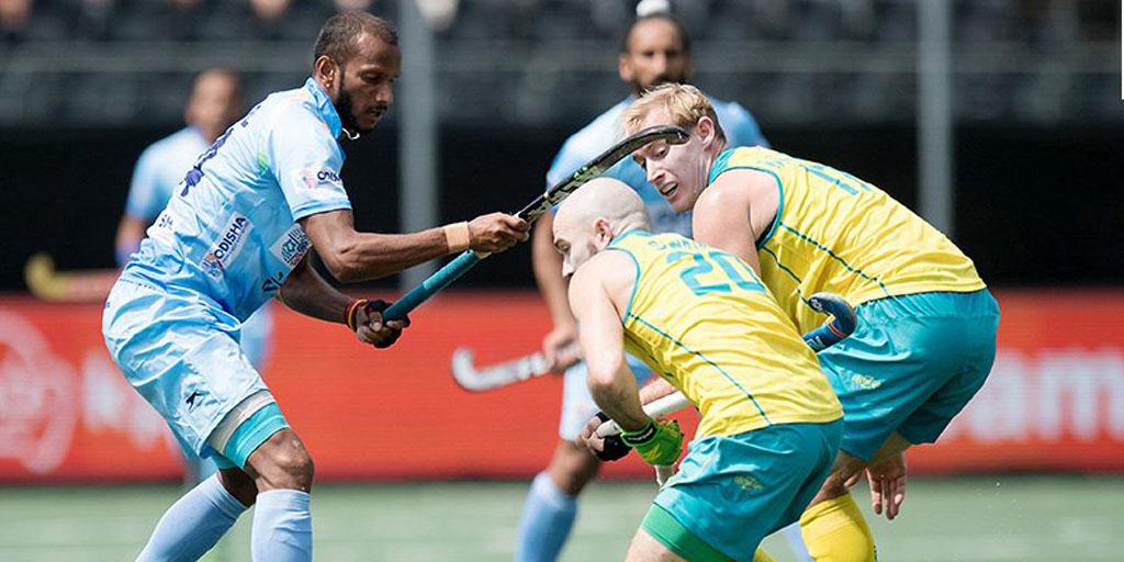 222c41df259 Champions Trophy Hockey 2018  India lose 3-2 against Australia after  failing to capitalise on penalty corners - Firstpost
