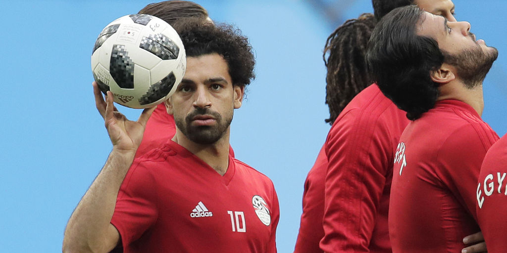 8f85af572b5c FIFA World Cup 2018: Egypt place hopes on fit Mohamed Salah ahead of Russia  clash; Colombia take on Japan - Firstpost