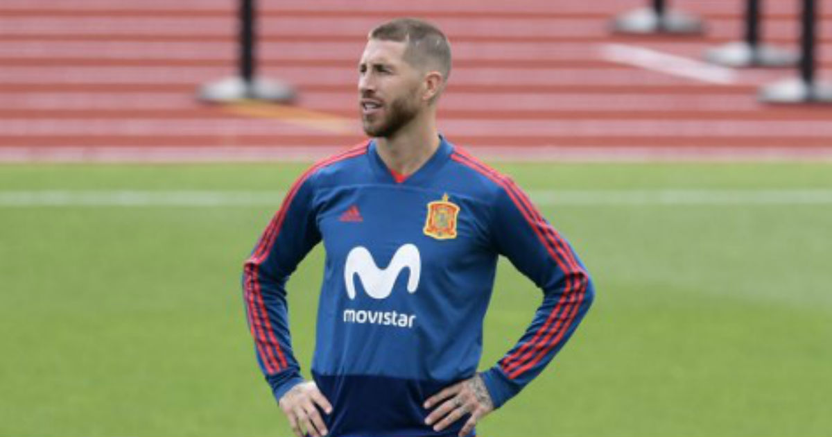 292fb056d4f FIFA World Cup 2018: Sergio Ramos says Spain need to move on from Julen  Lopetegui fiasco 'as soon as possible' - Firstpost