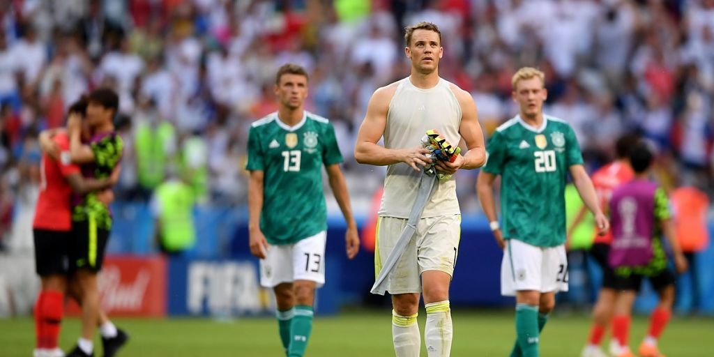 6d352b00f7e FIFA World Cup 2018: Germany look for answers within after historic early  departure from tournament - Firstpost