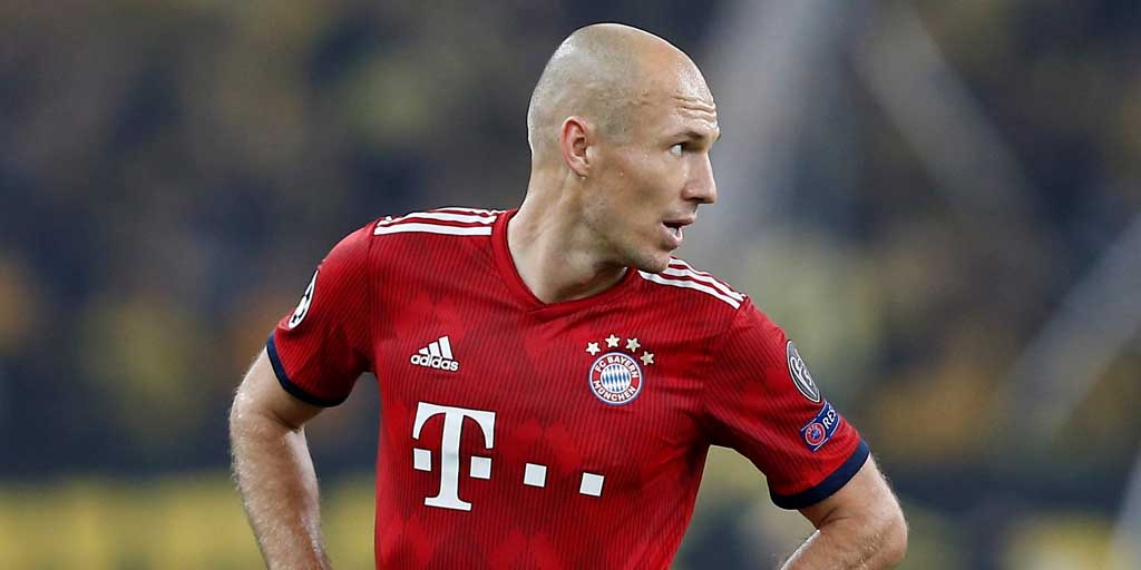 fd4723738 Bundesliga  Injured Arjen Robben admits he may never get a chance to play for  Bayern Munich again - Firstpost