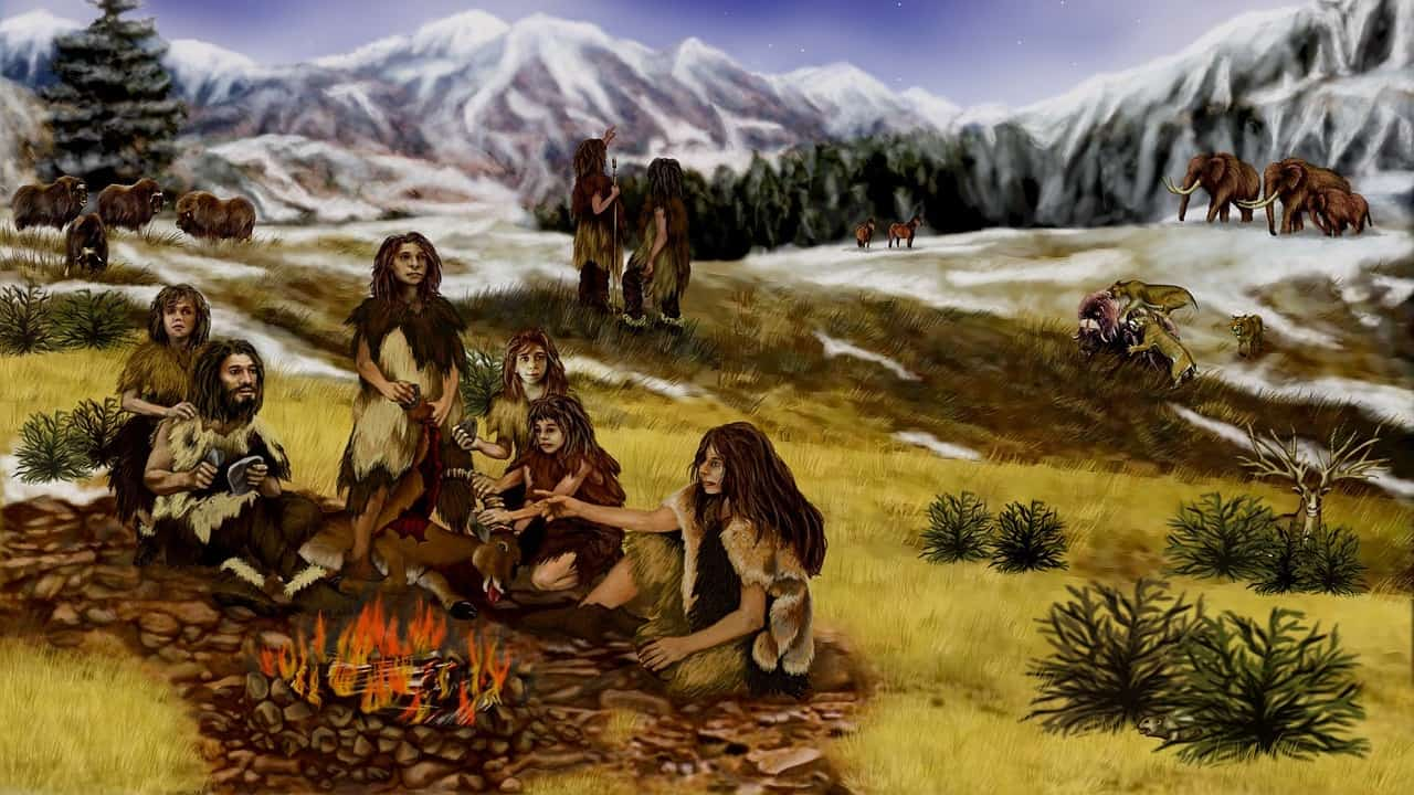 An Homo sapien invasion is among the many theories that is thought to have prompted the extinction of the Neanderthals, some 40,000 years ago. Image: Sciencemag