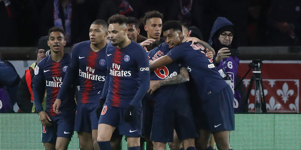 Image result for Paris Saint-Germain