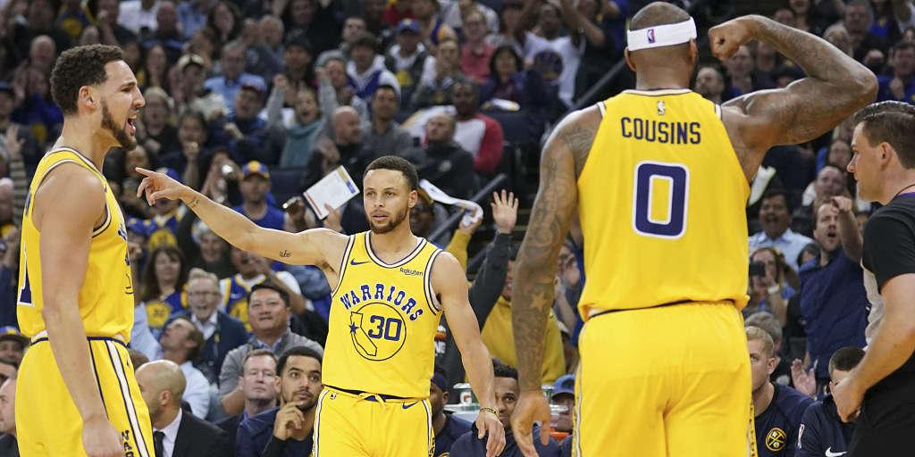 daa056ffef7d NBA Playoffs preview  With Golden State Warriors eyeing a threepeat ...