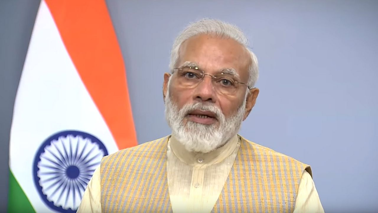 What You Have Done Is Not A Small Achievement India's PM Tells Scientists After Moon-Landing Mission Goes Awry