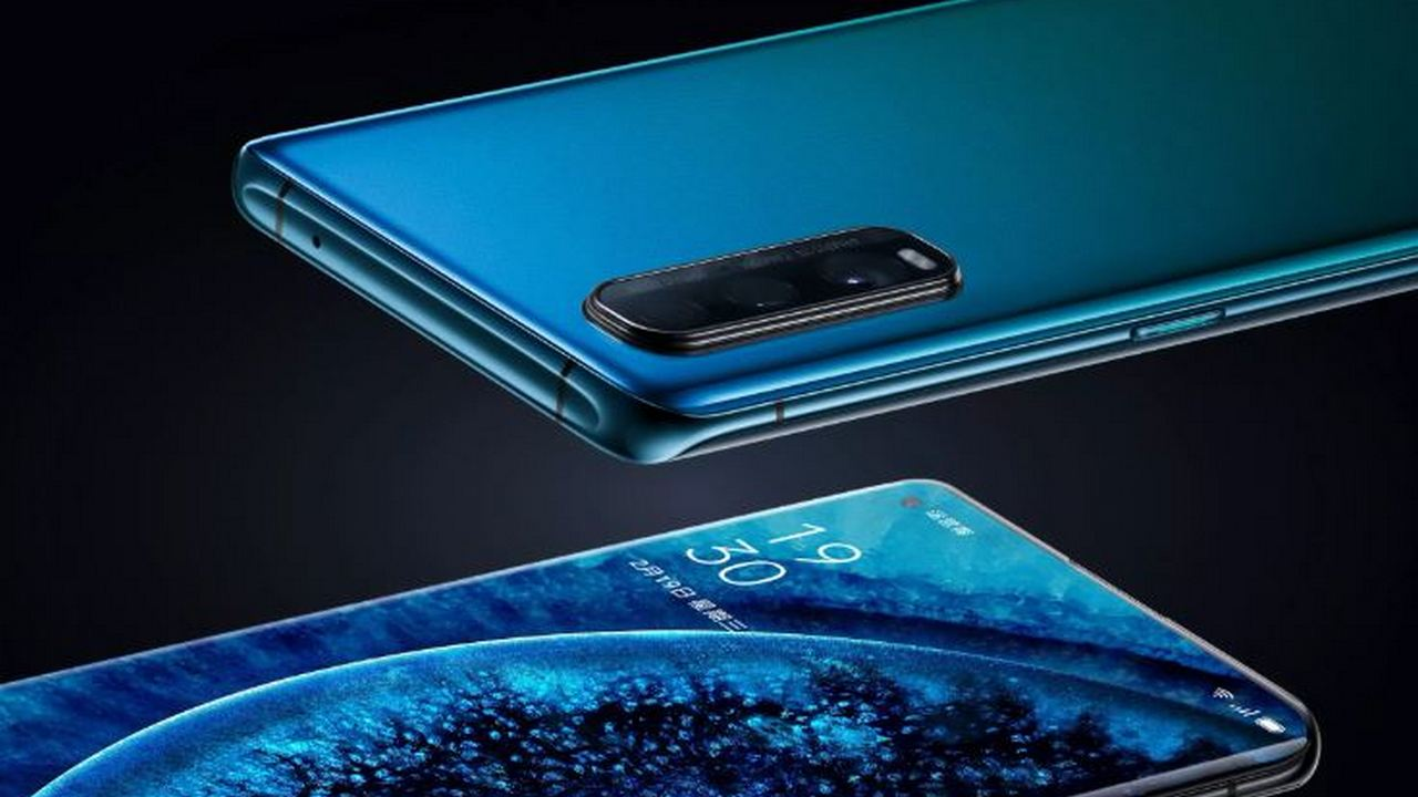 Oppo Find X2. Image: Oppo
