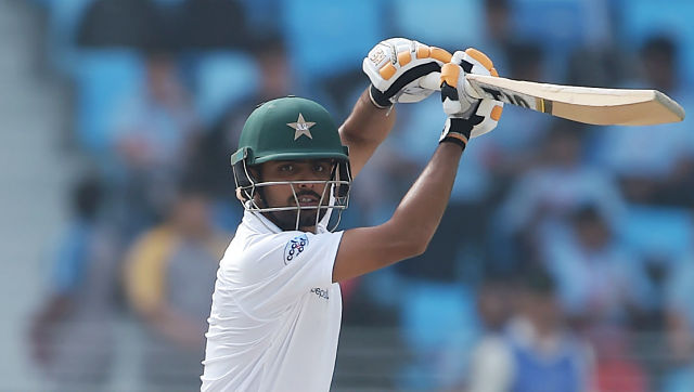 File image of Babar Azam. AFP