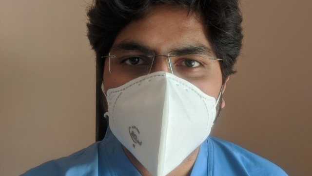 This pandemic has really shown me my place in this world. Image courtesy: Dr Nahush Chafekar