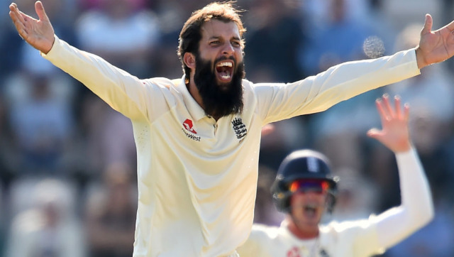 Moeen Ali has hailed the England Cricket Board's decision to tour Pakistan. AFP