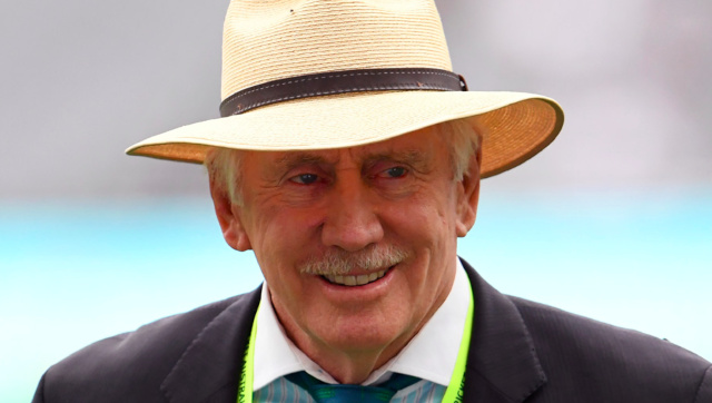 File image of Ian Chappell. AFP