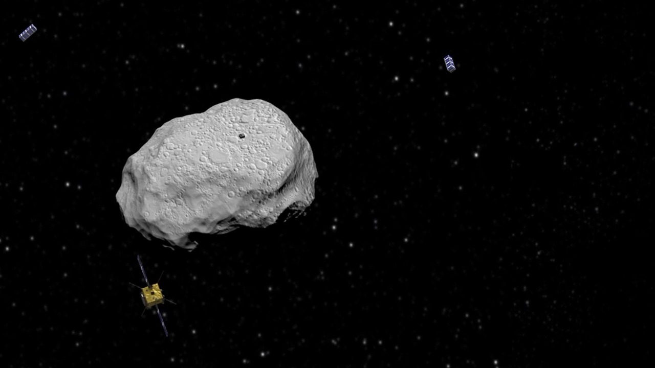 scientists are saying that there is no reason for 2018VP1 to enjoy such buzz as asteroids this small hit the Earth several times per year. Image credit: ESA-ScienceOffice.org