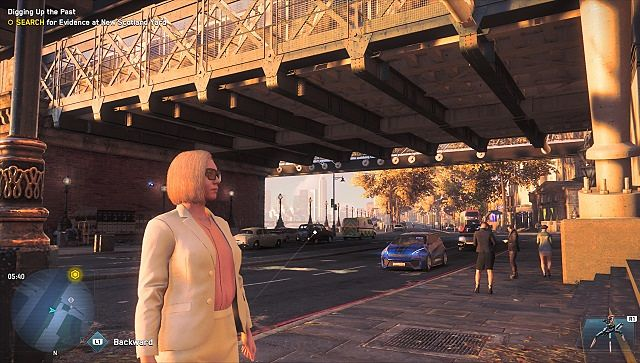 Screen grab from Watch Dogs: Legion
